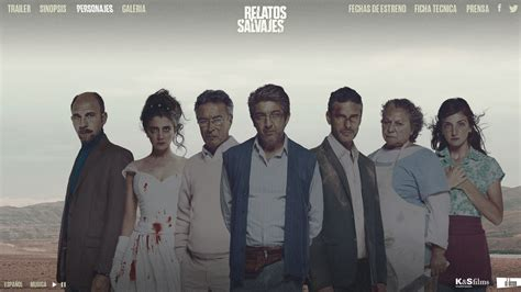 Relatos Salvajes  Wild Tales  Awwwards Sotd
