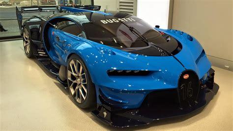 Bugatti Chiron Gt Vision by Bugatti Vision Gt Chiron In Berlin