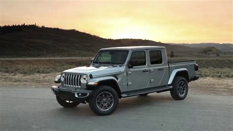 jeep gladiator overland design preview youtube