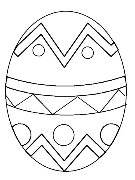 Coloring Easter Eggs by Coloring Easter Eggs Coloring Pages To Print