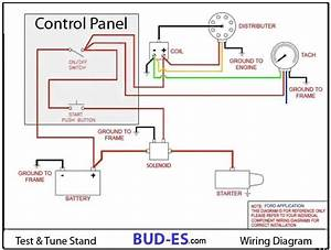 Engine Run Stand Wiring Diagram Images