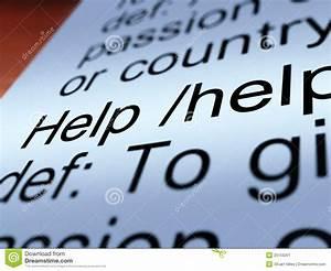 Help Definition... Helpless Definition