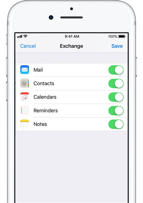 how to link calendars on iphone set up exchange activesync on your iphone or ipod