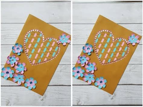 beautiful greeting card making ideas latest card design