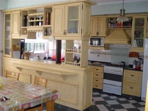como construir muebles de cocina