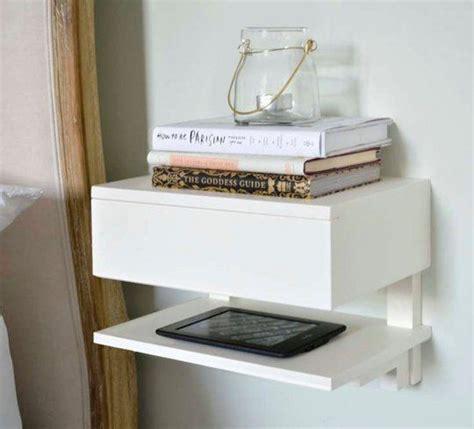Small Table Ls For Bedroom by 25 Best Ideas About Wall Mounted Bedside Table On