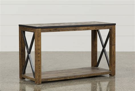 extra long sofa table luxury watson sofa table 54 with additional extra long