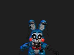 FNAF - Shattered Toy Bonnie Jumpscare by GoldenNexus on ...