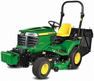 John Deere X950r Riding Lawn Tractor  Sn