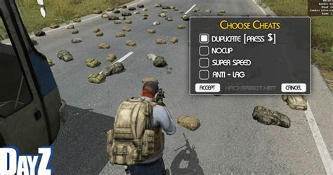 dayz hacks aimbots item hacks   cheats