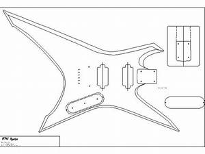 lomins guitar plans gibson explorer With electric guitar body templates