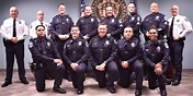 Eight officers promoted, five new officers sworn in ...