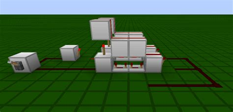 How Make Lever Pulse Like Button Redstone