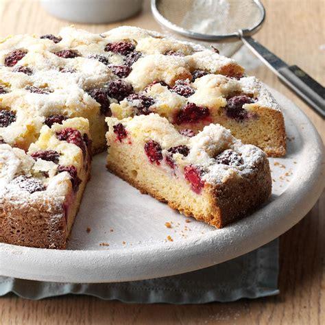 best blackberry recipes blackberry orange cake recipe taste of home