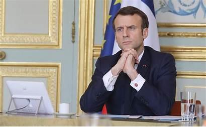 President French Macron Hydroxychloroquine Emmanuel