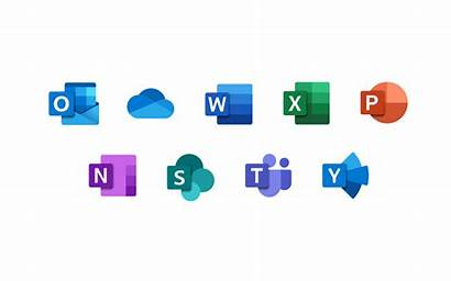 Microsoft 365 Office Logos App Svg Tools