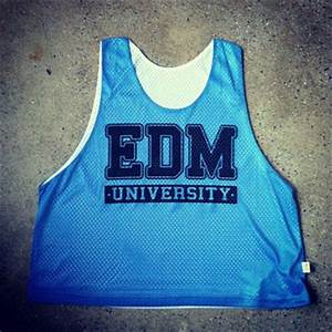 Rave Clothes EDM University Neon from badkidsclothing