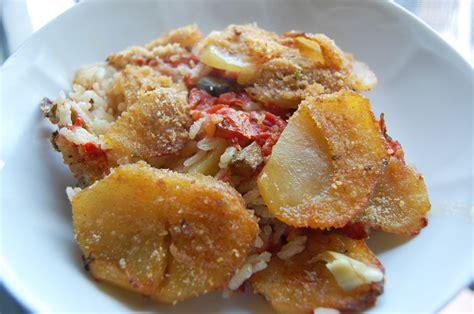 cuisine des pouilles taiedda des pouilles vegan