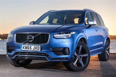 2018 Volvo Xc90 Concept And Rumors  2018  2019 Cars