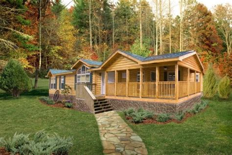 cabin style home cabin style mobile homes