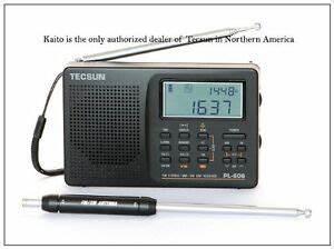 Tecsun Pl Fm Shortwave Radio