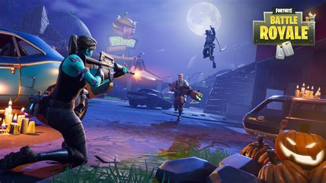 Fortnite Battle Royale Game Wallpaper 62258 1920x1080px