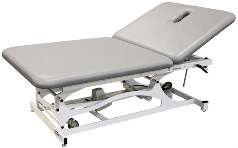 physical therapy table dimensions thera p bariatric electric treatment table