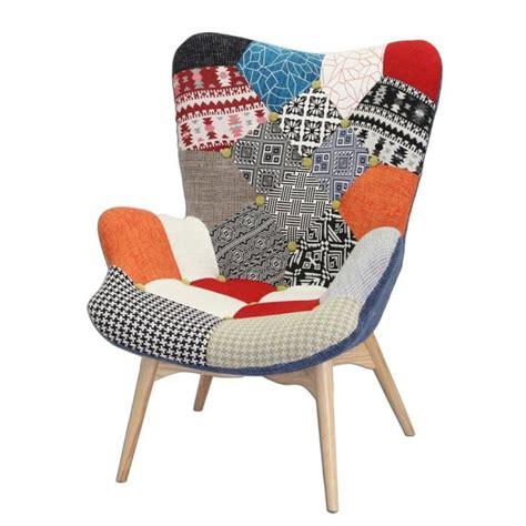 fauteuil design patchwork achat vente fauteuil design patchwork pas cher soldes d 232 s le 10