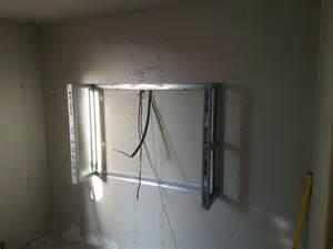 comment r 233 aliser un meuble tv suspendu en placo sebricole