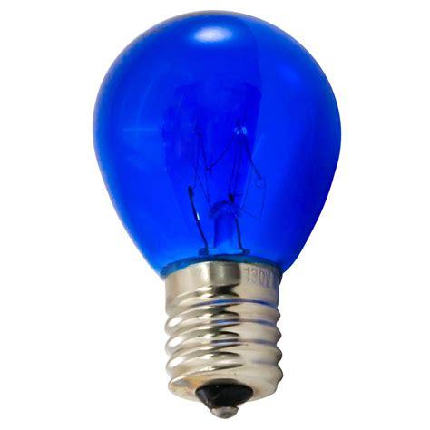 multi color pack of b10 s11 light bulbs