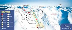 Porters Trail Map