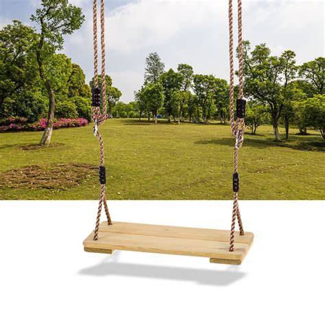 Swing For Backyard Adults by Outdoor Safety Swing Chair Wooden Tree Swing