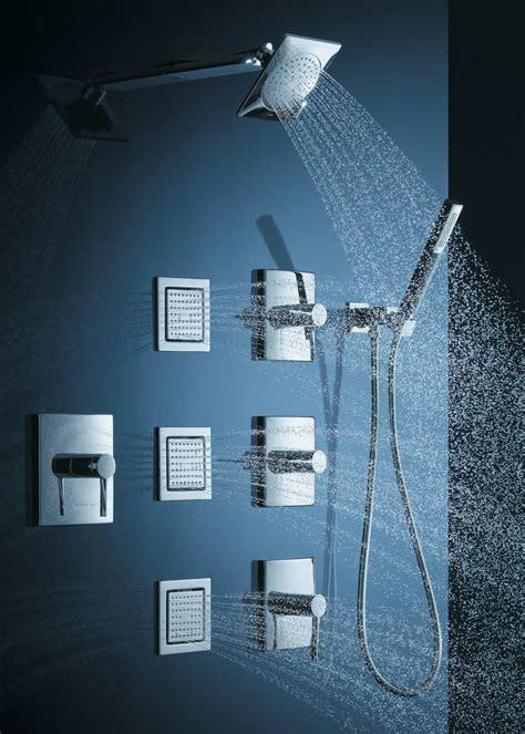 32 best shower systems images on bathroom