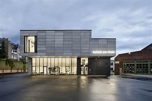 Quadratmeter Fassade Berechnen : probenhaus f r das ballett am rhein in d sseldorf beton kultur baunetz wissen ~ Themetempest.com Abrechnung