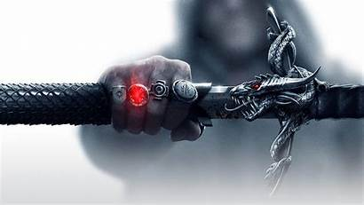 Dragon Age Inquisition Waffen Weapons Swords Schwerter