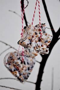 Anhänger Selber Machen : vogelfutter anh nger anleitung von vogelfutter selber machen basteln mit kindern ~ Watch28wear.com Haus und Dekorationen