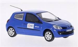 Voiture Clio 3 : renault clio iii miniature edf eligor 1 43 voiture ~ Gottalentnigeria.com Avis de Voitures