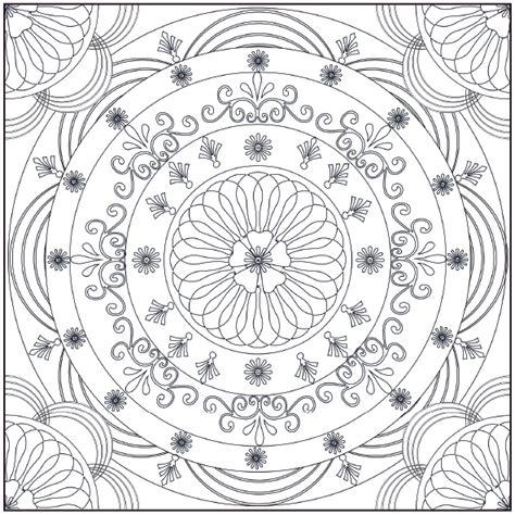43 Dessins De Coloriage Art Thérapie à Imprimer Sur