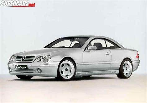 2001 Mercedes-benz Lorinser Cl500