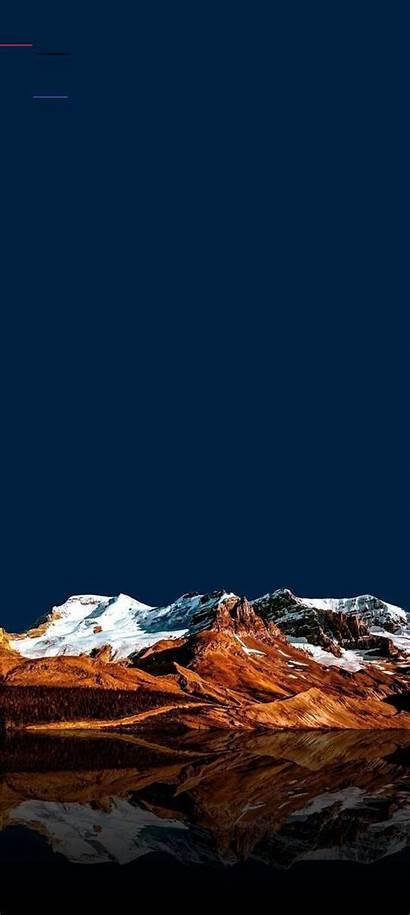 Ios Dark Phone Wallpapers Iphone Manzara Fotoğrafcılığı