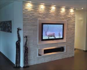 wohnzimmer tv wohnzimmer ideen wohnzimmer ideen tv wand stein inspirierende bilder wohnzimmer und