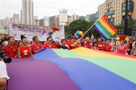 What Does Lgbt Stand For by Pride Parade Wendy Tang