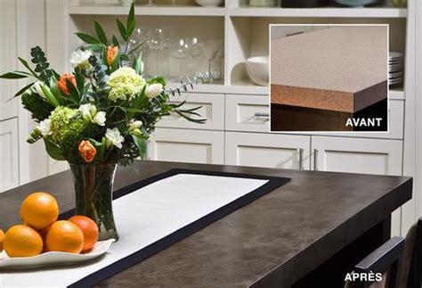 contoire de cuisine 5 façons de transformer un comptoir de cuisine sans le