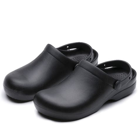 wako mens kitchen chef shoes nonslip safety shoes oil