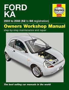 Haynes Manual Ford Ka  2003