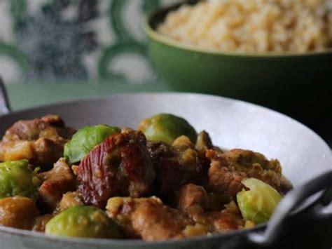 recette cuisine porc recettes de porc de cuisine en bandoulière
