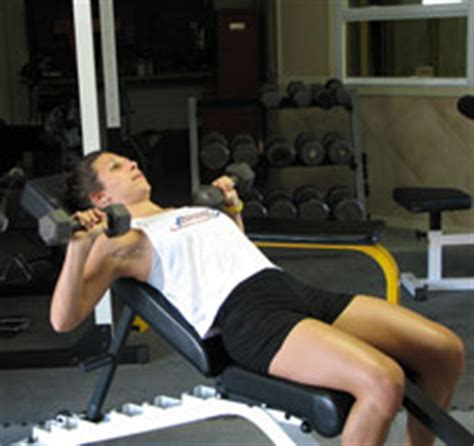 Incline Bench Press Angle by Exercises Quarterlifewellness S