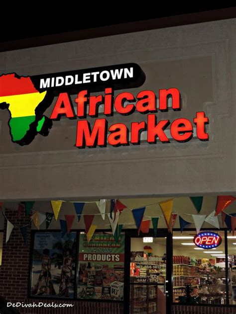 middletown african carribean grocery store middletown