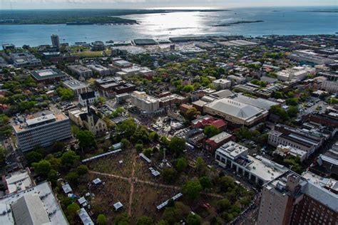 holy city helicopters aerial photography charleston sc