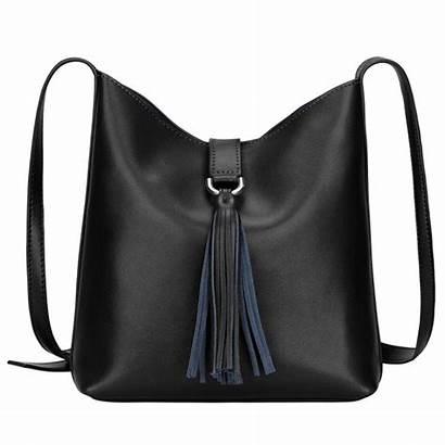 Leather Cross Shoulder Cowhide Purse Bag Ladies